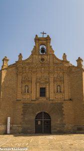 Ermita de la Virgen del Yugo Árguedas - Seguir Viajando