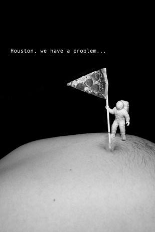 Houston, we have a problem... 1er lugar / 1st place Andrea Paola Martínez - México