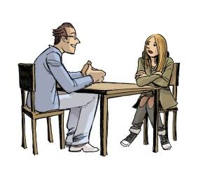 Elda e Marcello, encontro em Coimbra