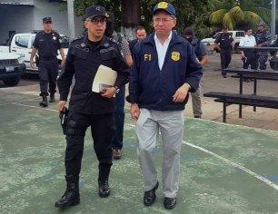 Douglas Meléndez y Howard Cotto