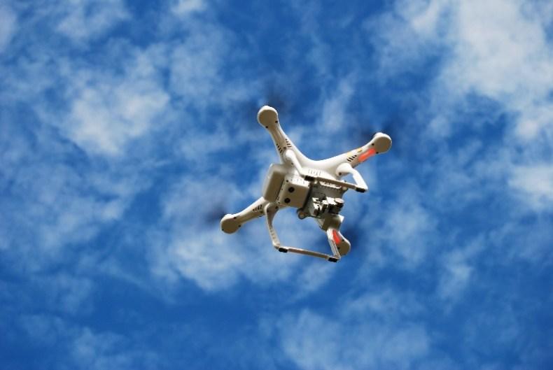 dron-volador-internet