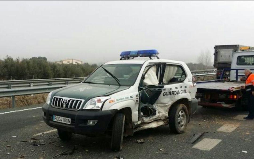 Respuesta dada por el TTe. Coronel del Sector de Andalucía ante el requerimiento felicitación de agentes Guardia Civil