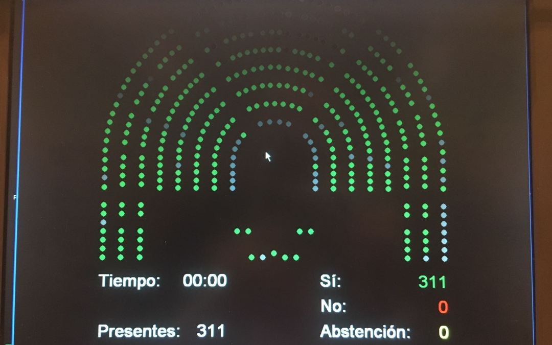 Un gran paso. Aprobada por unanimidad enmienda transaccional a la moción para la seguridad de motoristas