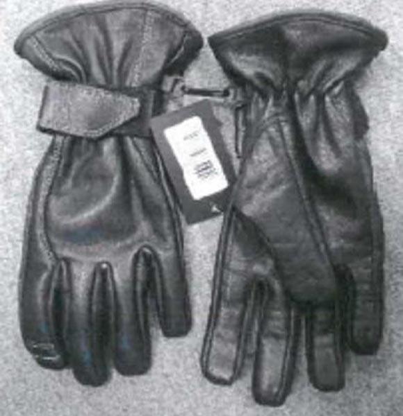 Guantes de protección para motociclistas con riesgo químico