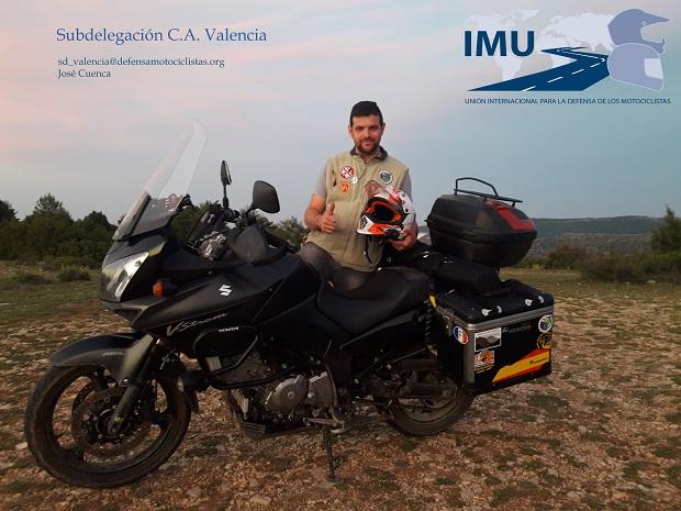 Jose Cuenca. La nueva subdelegación en la comunidad Valenciana