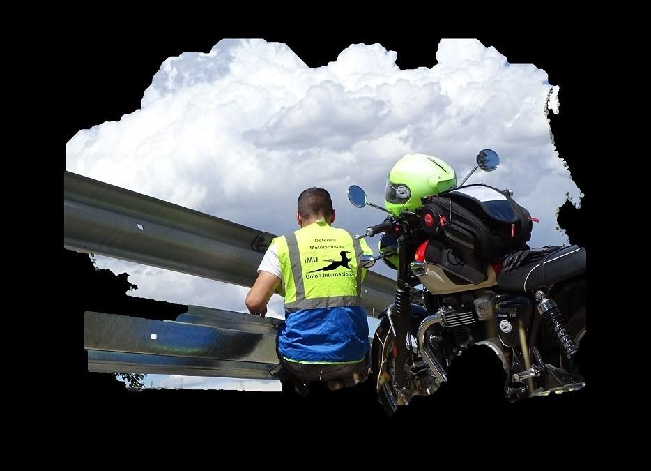 928 motoristas víctimas de accidentes en lo que llevamos de año. 29 fallecidos + 81 heridos motoristas en menos de 17 días