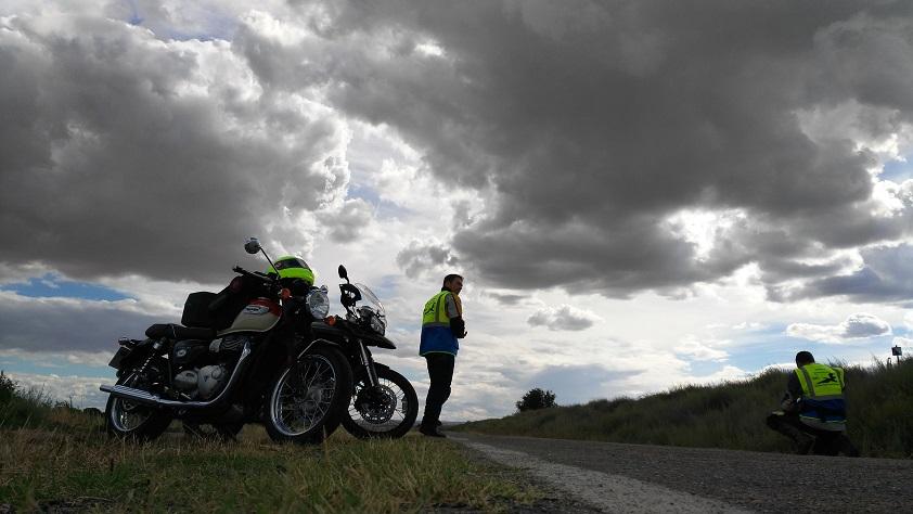 23 víctimas por accidentes de motos este fin de semana (al menos).
