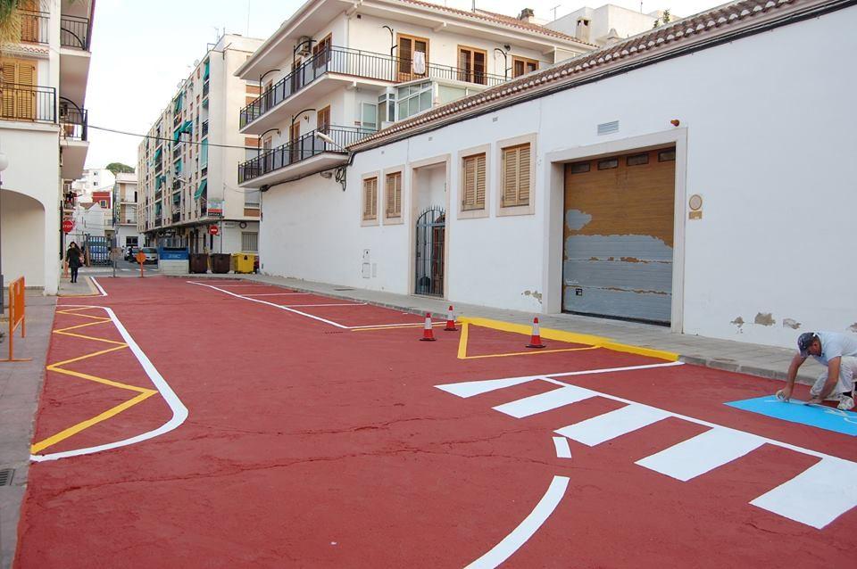 Denunciado ayuntamiento de El Puig en Valencia por inventarse marcas viales…