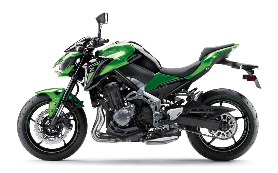 Kawasaki Z900… riesgo incidencia amortiguador posterior