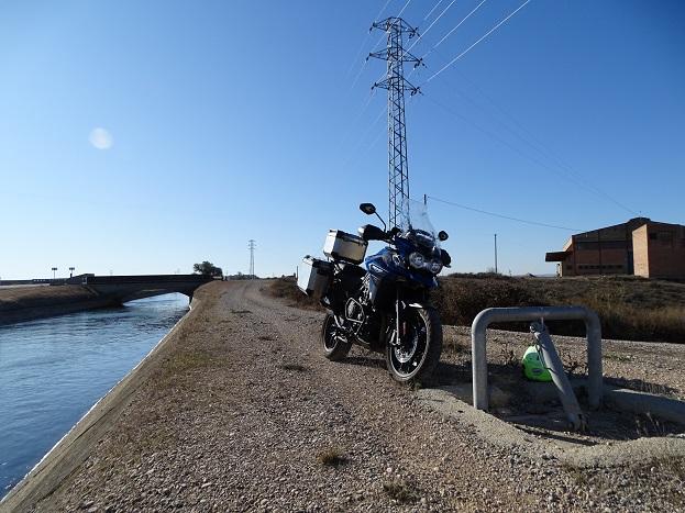 """Denunciado por delito. Alerta de riesgo camino """"Canal de Serox"""""""