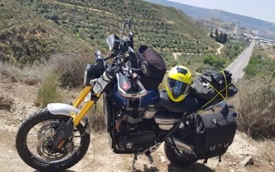 Están denunciando por organizar salidas en moto…