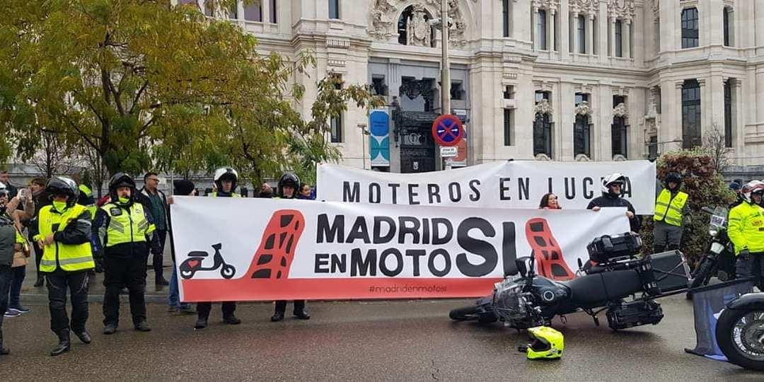 EN MADRID… AL FINAL LA PRESIÓN HA HECHO SU TRABAJO… de la mano de la sensibilización del nuevo organo de gobierno.
