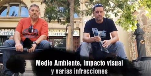Medio ambiente y Ley de seguridad vial en el ayuntamiento de Barcelona