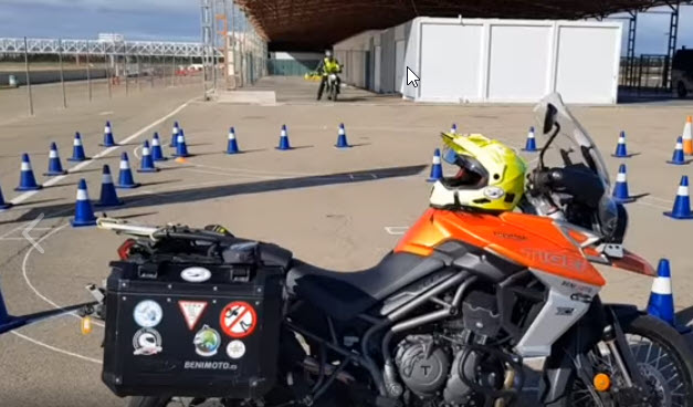 Curso Policías Motoristas