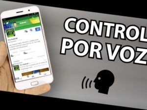 Activar comando voz android