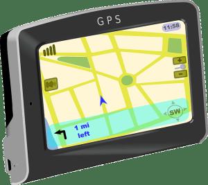GPS seguros de coche