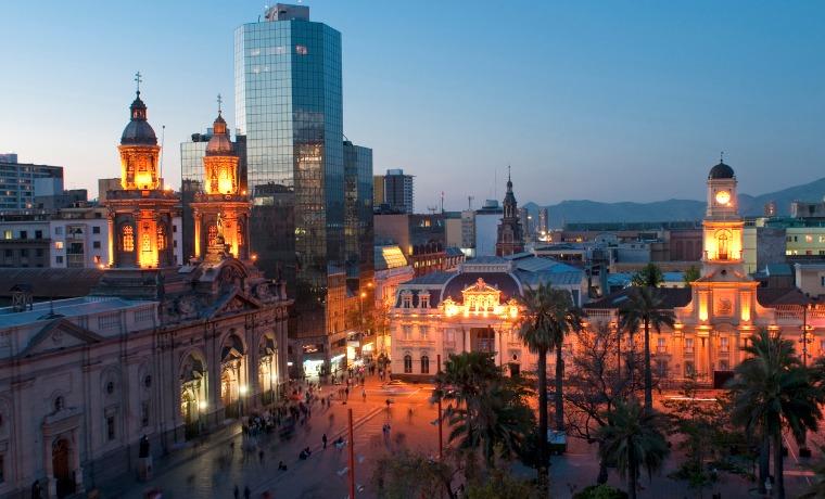 Seguro viagem Chile Santiago
