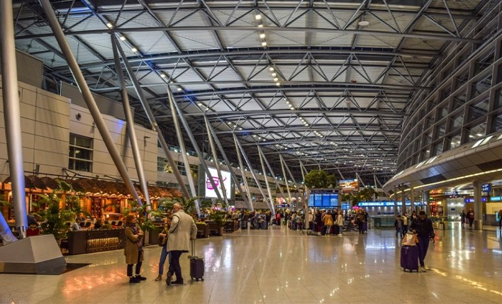seguro viagem TAP aeroporto