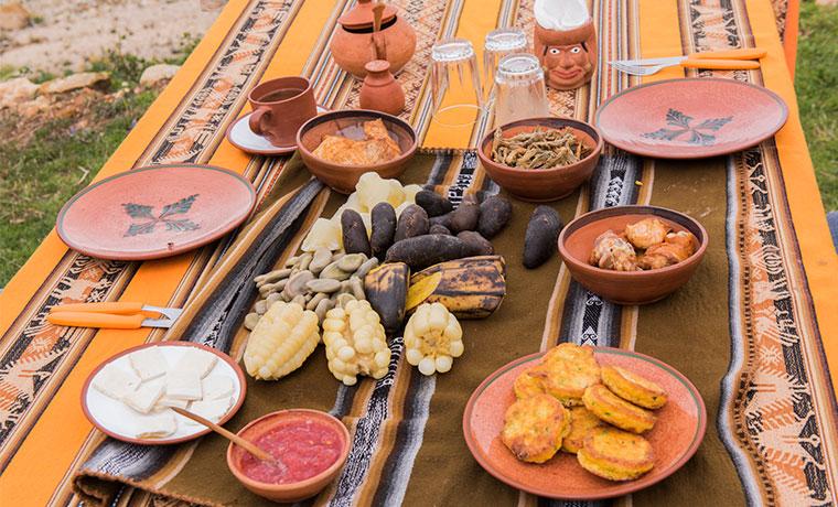 comida tipica da bolivia