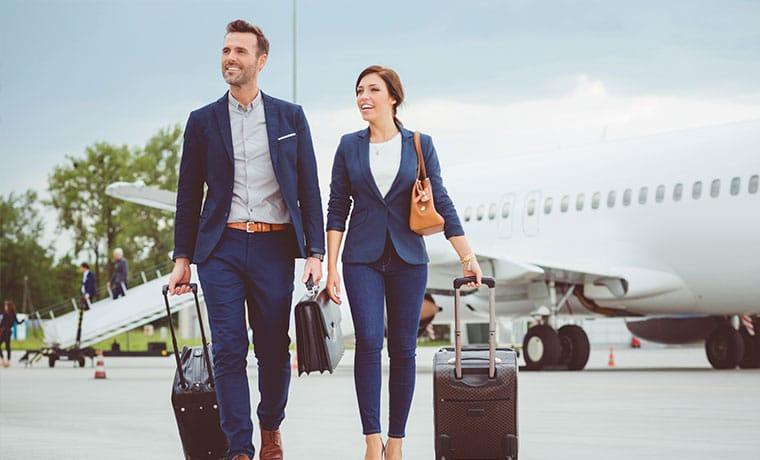 seguro viagem para negocios executivos