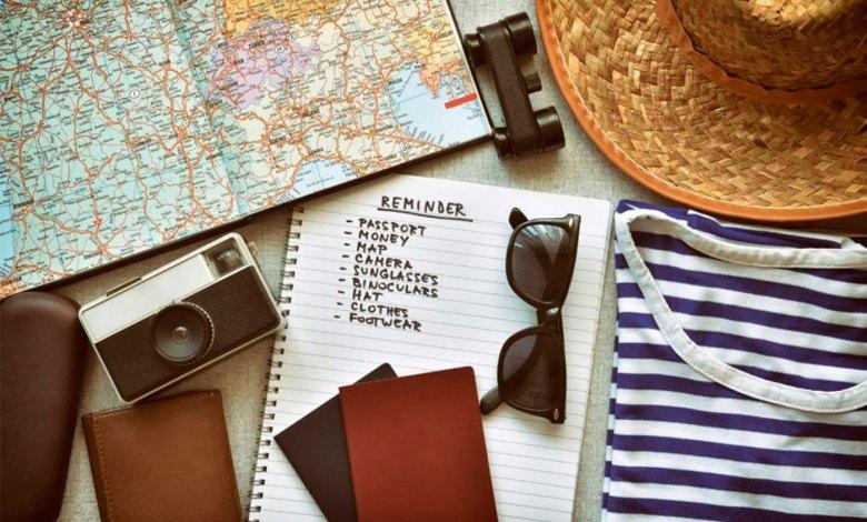 checklist viagem internacional