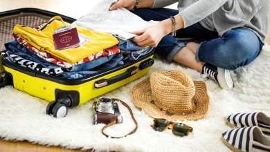 como arrumar mala para viagem longa