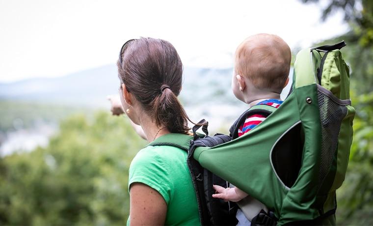 seguro viagem para bebês