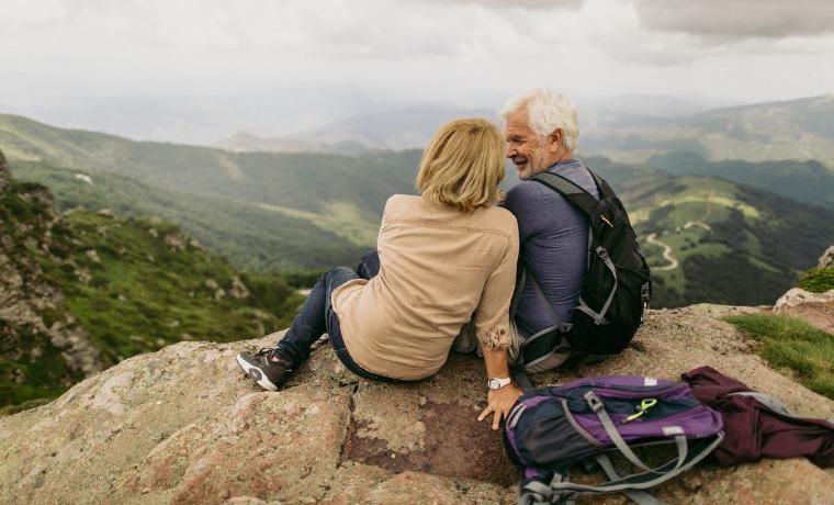 seguro viagem internacional para idosos montanha