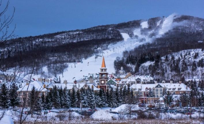 Montreal Seguro Viagem ski