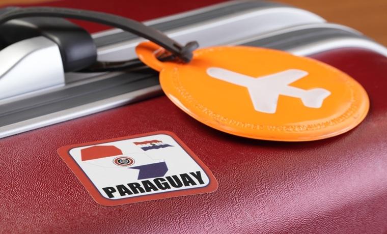 seguro viagem paraguai mala