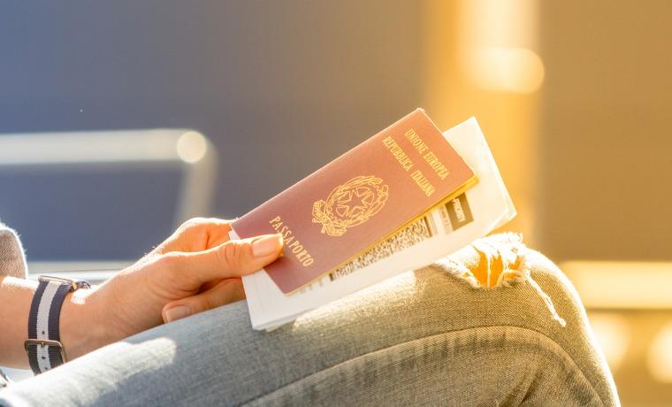 Assegure Sua Viagem passaporte