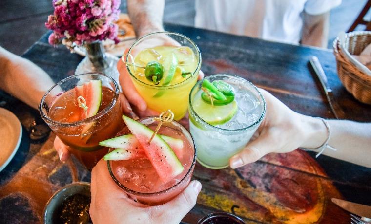 Melhor seguro viagem Cancun drinks