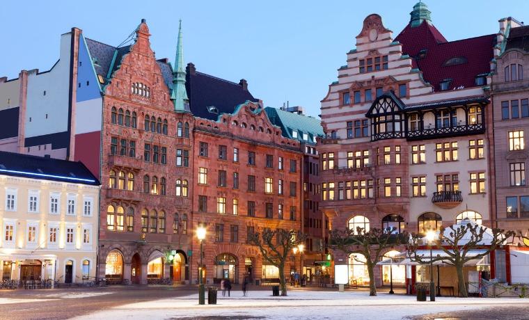 Seguro de viagem para a Suécia inverno