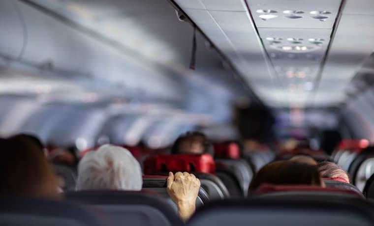 CVC seguro viagem avião