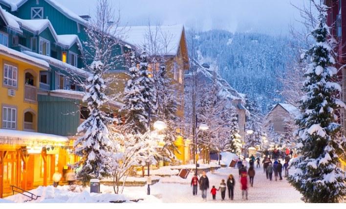 seguro viagem Canadá neve