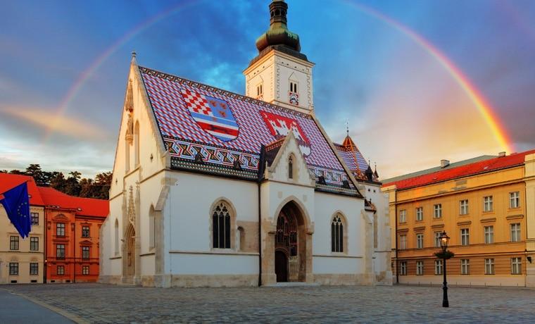 seguro viagem Croácia cidade