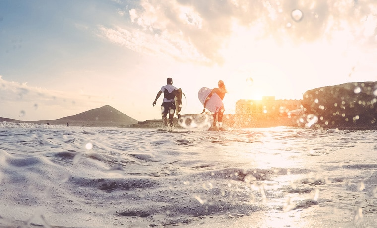 seguro viagem Caribe surfistas
