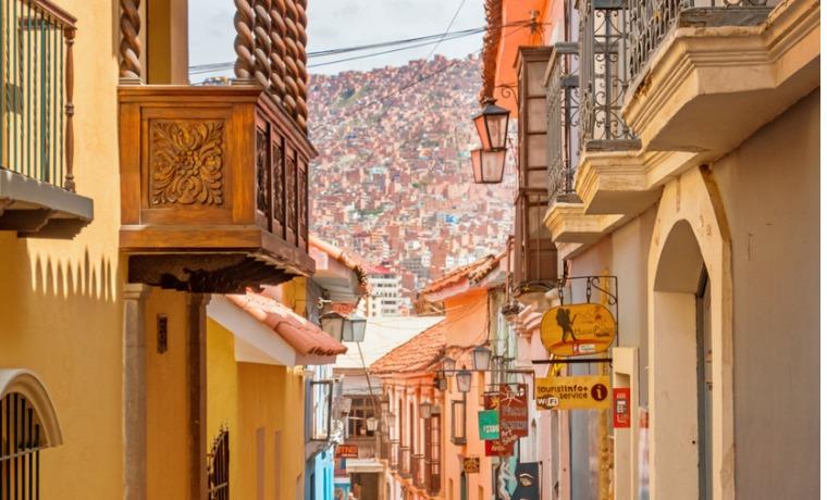 Planos de seguro América do Sul