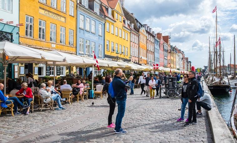 planos de seguro viagem Europa Dinamarca