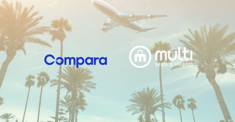 compara online ou multi seguro viagem