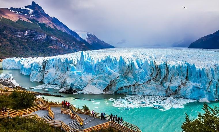 seguro viagem glaciar Patagônia América do Sul