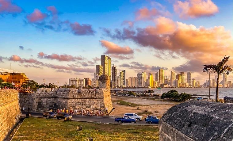seguro viagem para Cartagena América do Sul