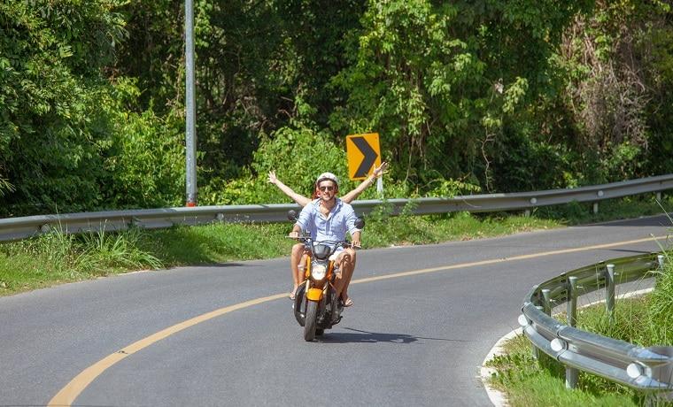 melhor seguro para viajar de moto