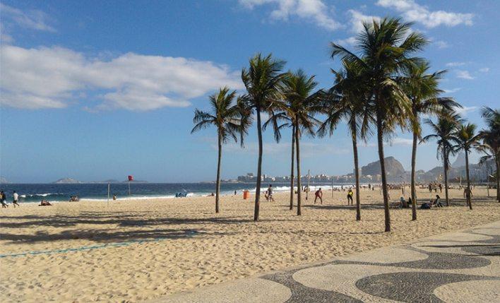 seguro para viajar para o Rio de Janeiro