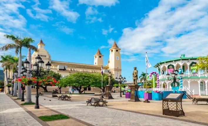 Cidade seguro viagem República Dominicana