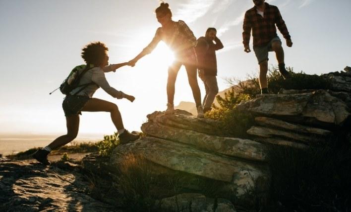 Trilha seguro viagem para grupos