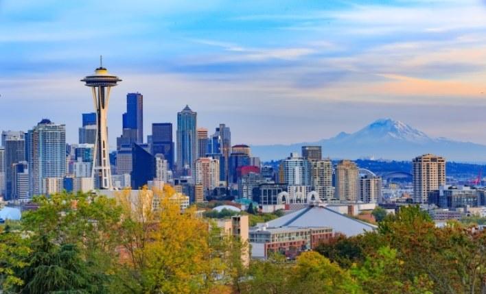 Seattle na América do Norte