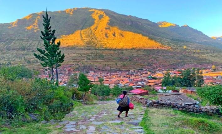 Paisagem seguro viagem Peru