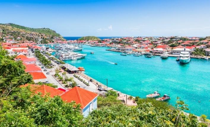 Vista seguro viagem Caribe