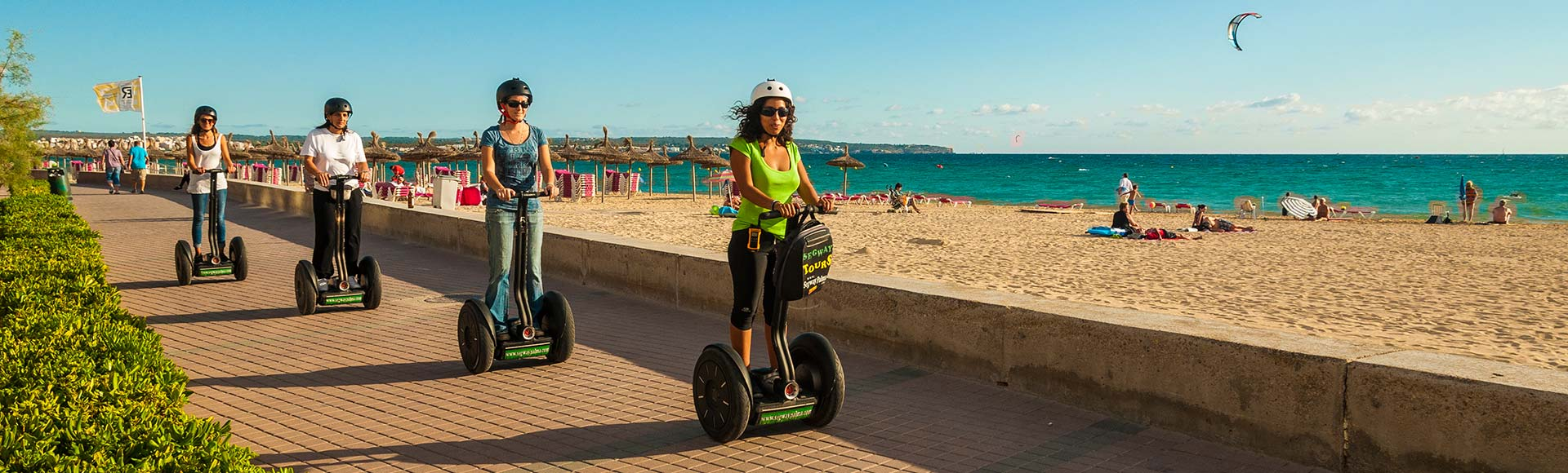 Segway Tours in Arenal Beach
